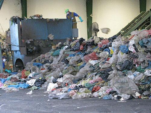 Lãng phí rác