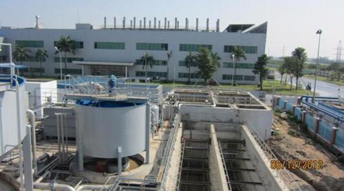 Dự án XLNT nhà máy SamSung Việt Nam