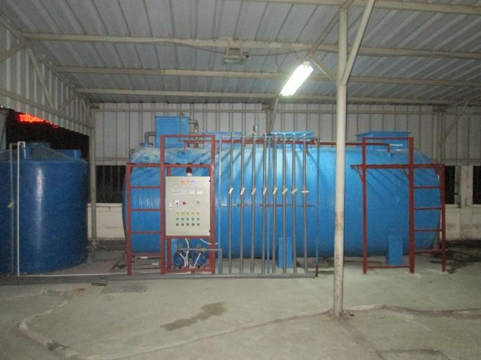 Dự án XLNT Công ty TNHH Thiên Sư