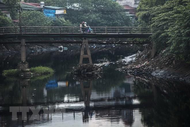 Xử lý ô nhiễm môi trường trên lưu vực sông Nhuệ, Đáy và Tô Lịch