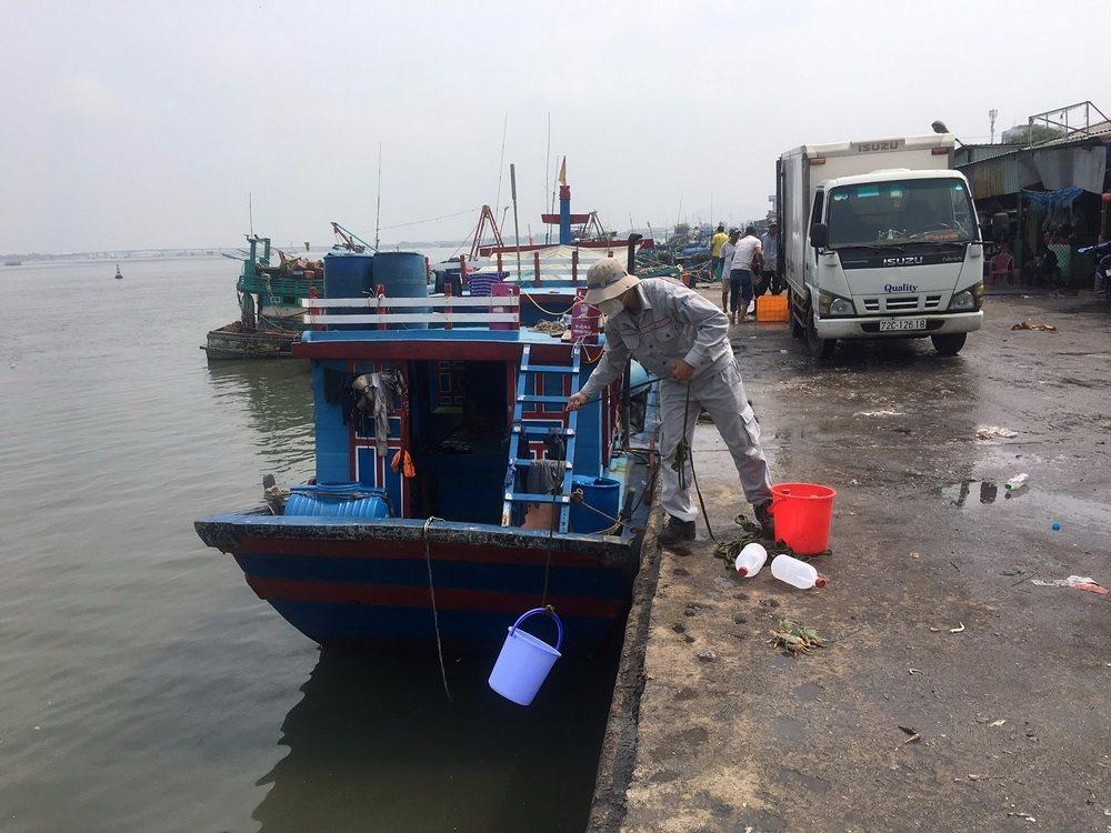 Bà Rịa - Vũng Tàu công khai kết quả quan trắc môi trường